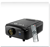 Home Audio and Video including Portable DVD Players and Projectors