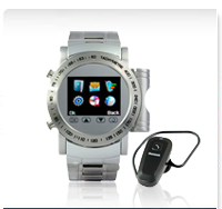 MP4 Watches / MP3 Watches